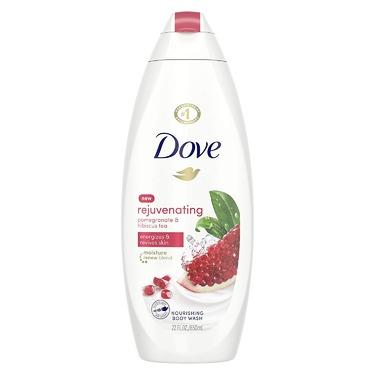 Dove Pomegranate & Hisbiscus Tea Body Wash