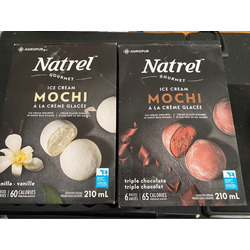 Natrel Ice Cream Mochi