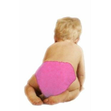 GoGreen Pocket Diaper (Bubblegum)