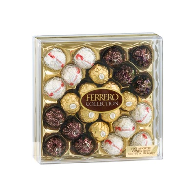 Ferrero rocher fine assorted confections