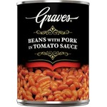 Graves Beans with Pork in Molasses