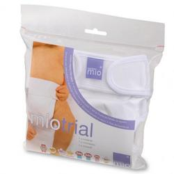 Bambino Mio Diaper System Trial Pack - White - Small