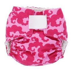 Pink Tendrill Designer Cloth Diaper