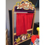 Melissa & Doug Puppet Time Theater