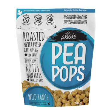 Three Farmer's Pea Pops