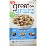 post great grains blueberry morning