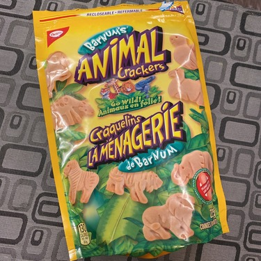 Barum's animal crackers