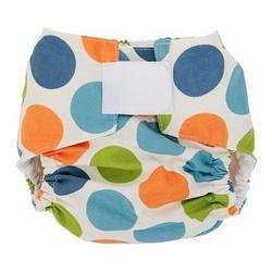 Multi-dot Designer Cloth Diaper