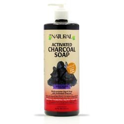 Dr.Natural Hemp Lavender Charcoal Body Wash