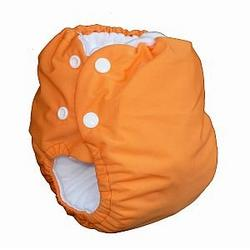 Knickernappies 2G Pocket Diapers - Medium - Melon