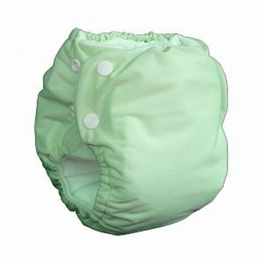 Knickernappies 2G Pocket Diapers - Medium - White