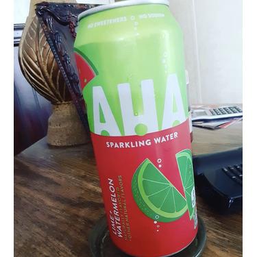 AHA lime watermelon