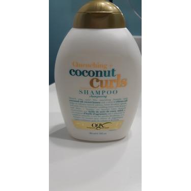 Organix Coconut Curls Shampoo