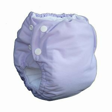 Knickernappies 2G Pocket Diapers - Large - Raspberry Pink