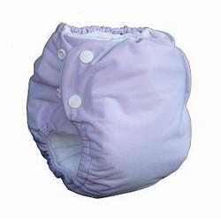Knickernappies 2G Pocket Diapers - Medium - Lavender