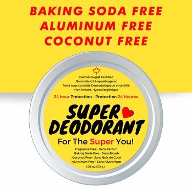 Super Deodorant