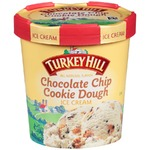 Turkey hill chocolate chip cookie dough