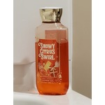 bath and body works snowy citrus swirl