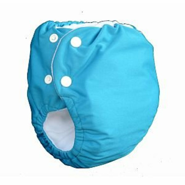 Knickernappies 2G Pocket Diapers - Large - Turquoise
