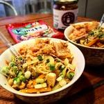 Nongshim Kimchi Flavored Noodle Soup