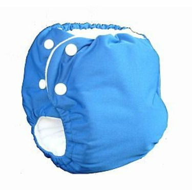 Knickernappies 2G Pocket Diapers - Medium - Royal Blue