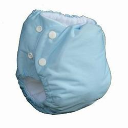 Knickernappies 2G Pocket Diapers - Medium - Spring Green