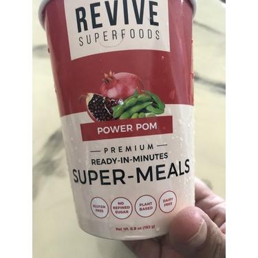 """REVIVE SUPERFOODS """"super-meals"""""""