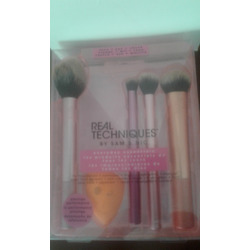 Real Techniques Face, Eye, and Cheek Brushes