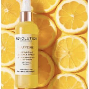 Revolution Skincare Caffiene Essence Spray