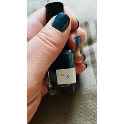 Sunday's nail polish