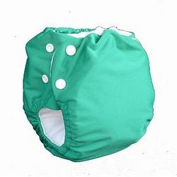 Knickernappies 2G Pocket Diapers - Large - Green
