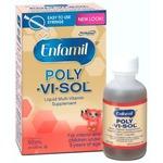 Enfamil liquid poly-vi-sol multivitamin supplement
