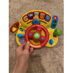 VTech 80-166600 Turn & Learn Driver (English Version)
