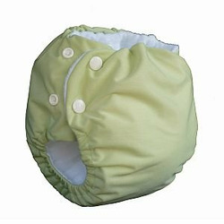 Knickernappies 2G Pocket Diapers - Large - White