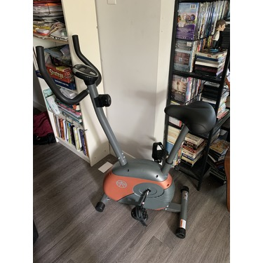 Marcy Magnetic-Resistance Upright Bike ME-708