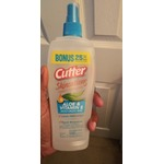 Cutter skinsations insect repellent