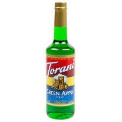 Torani Green Apple Syrup