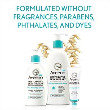 AVEENO® Restorative Skin Therapy Soothing Body Wash