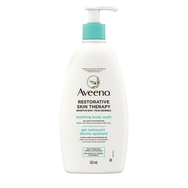 AVEENO® Restorative Skin Therapy Soothing Body Wash