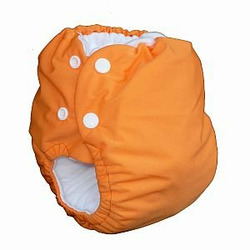 Knickernappies 2G Pocket Diapers - Large - Seaspray