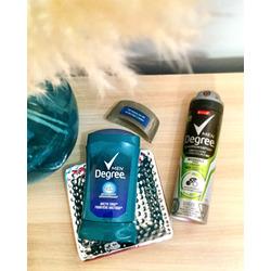 Degree men 24H  artic edge deodorant