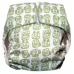 """CuteyBaby """"One and Done!"""" Modern Cloth Diaper Starter Kit - BOY"""