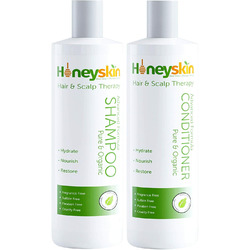 Honeyskin Conditioner & aloe vera & Coconut oil