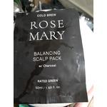 Rose mary balancing scalp pack