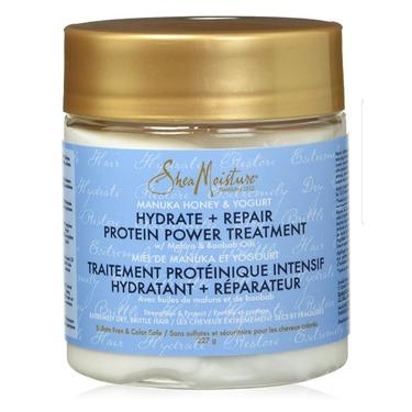 SheaMoisture Manuka Honey & Yogurt Hydrate & Repair Protein Power Treatment
