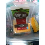 Dairy Isle old cheddar cheese