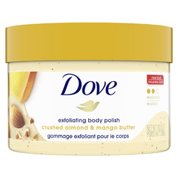 Dove Mango & Almond Butter Exfoliating Body Polish