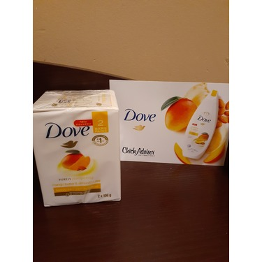 Dove Purely Pampering Mango Butter Beauty Bar