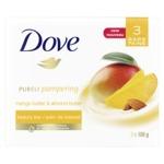 Dove Beauty Bar Mango Butter & Almond Butter