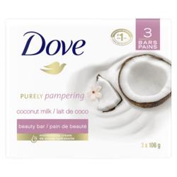 Dove Purely Pampering Coconut Milk with Jasmine Petals Beauty Bar